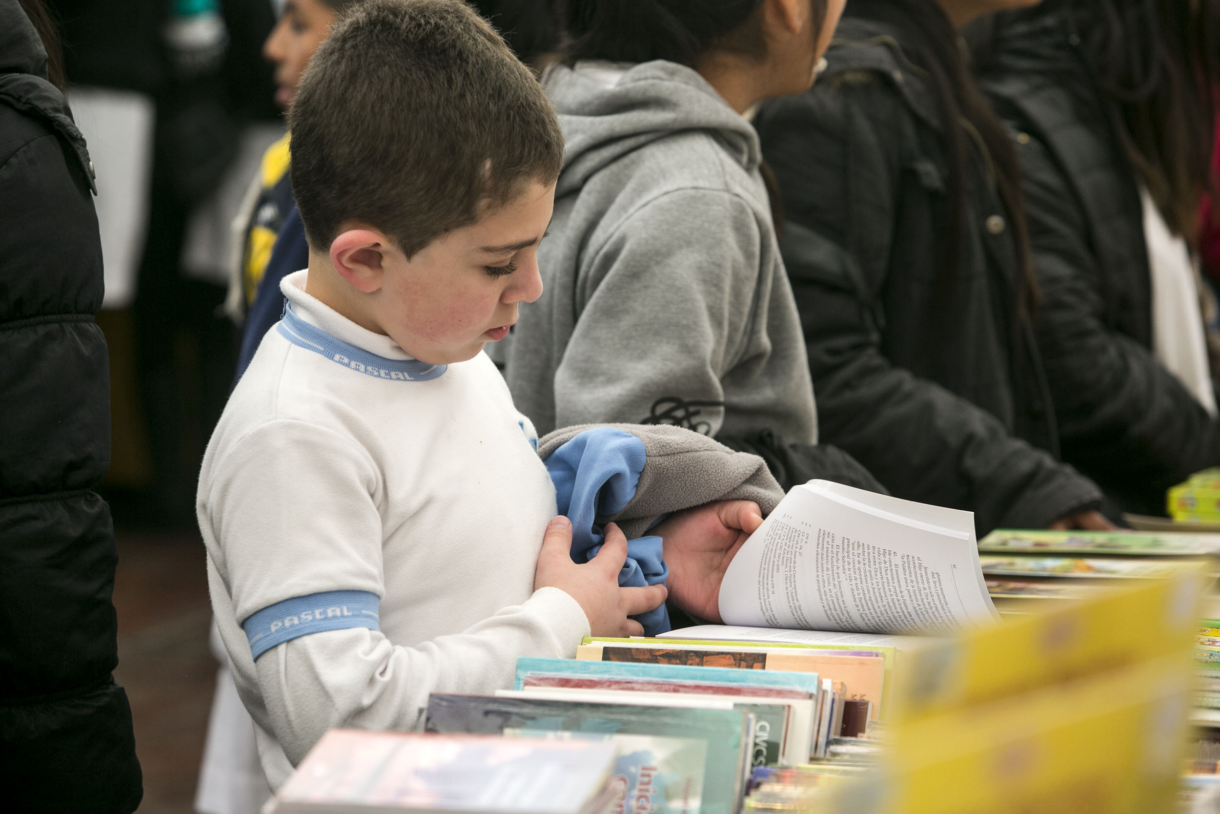 Talindo nuevamente en la Feria del Libro