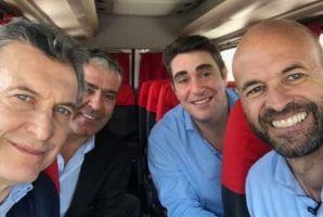 Peajes: ratificaron la denuncia penal contra Macri, Dietrich e Iguacel