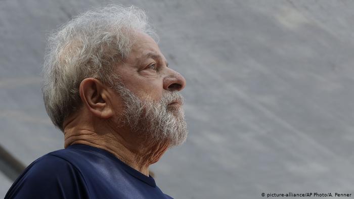 Justicia de Brasil niega libertad a expresidente Lula