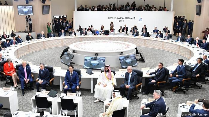 Países del G20 reafirman su apoyo al Acuerdo de París sobre cambio climático