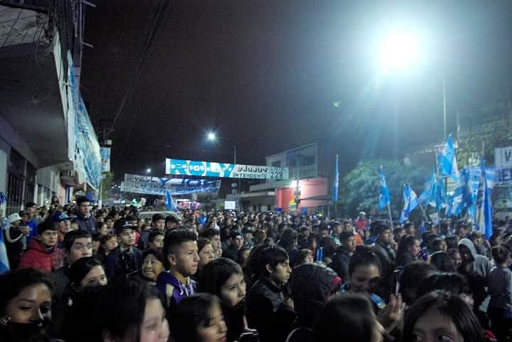 En multitudinario cierre de Pascual Ficoseco, Morales anticipó el triunfo de los periqueños