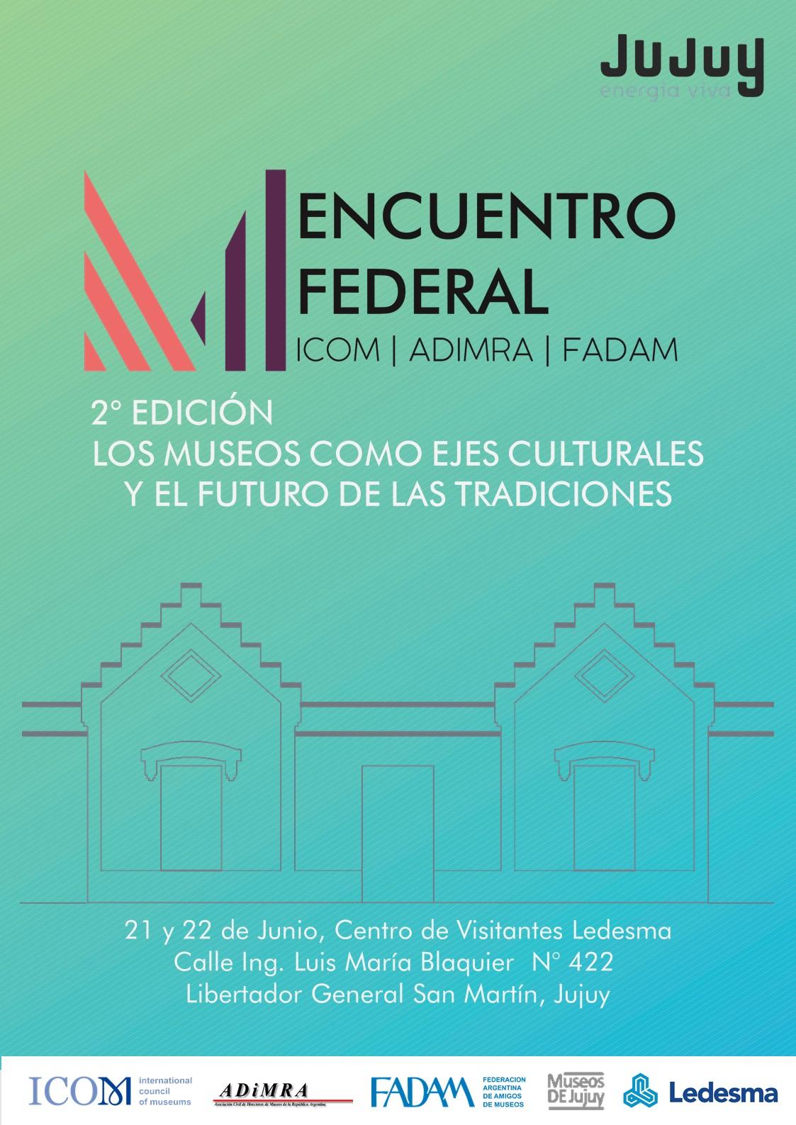 Encuentro Federal en el Centro de Visitantes Ledesma
