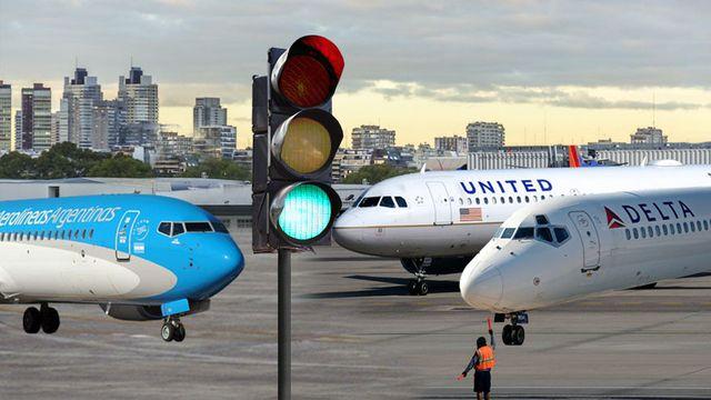 Detrás de la protesta en aviones: pelea por «lado B» de la política de «cielos abiertos»