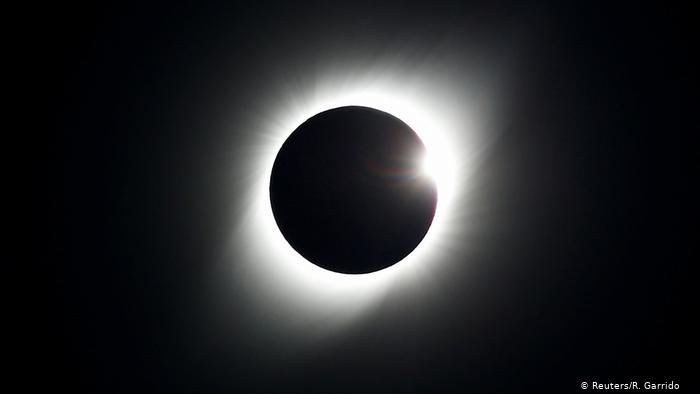 Eclipse total de sol en Chile y Argentina