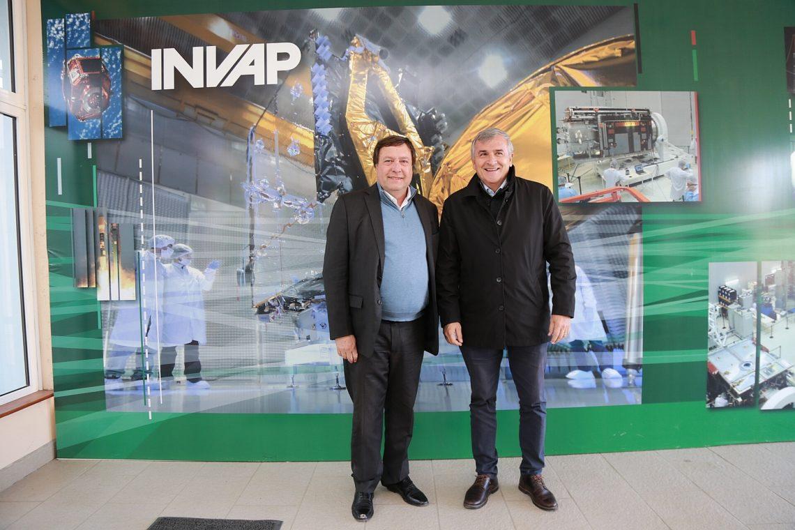 Jujuy e INVAP inician el trabajo para la planta termosolar