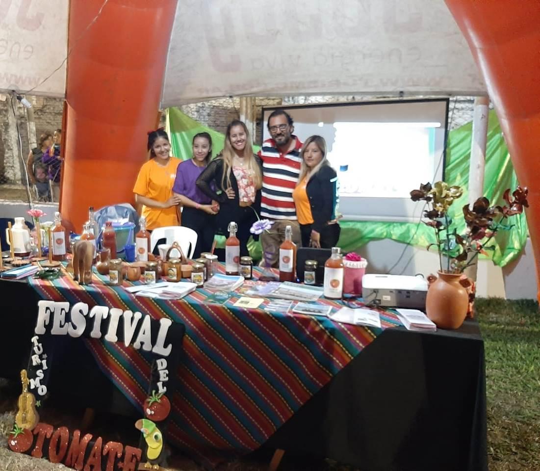MASIVA PARTICIPACIÓN DEL PÚBLICO EN EL FESTIVAL DEL TOMATE