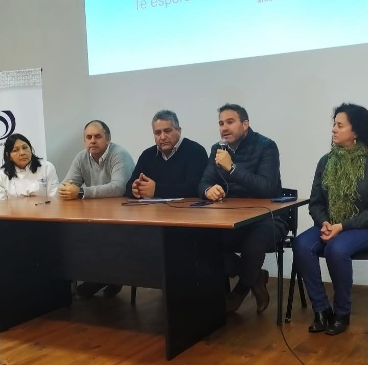 EL CARMEN LANZÓ LA TEMPORADA INVERNAL 2019