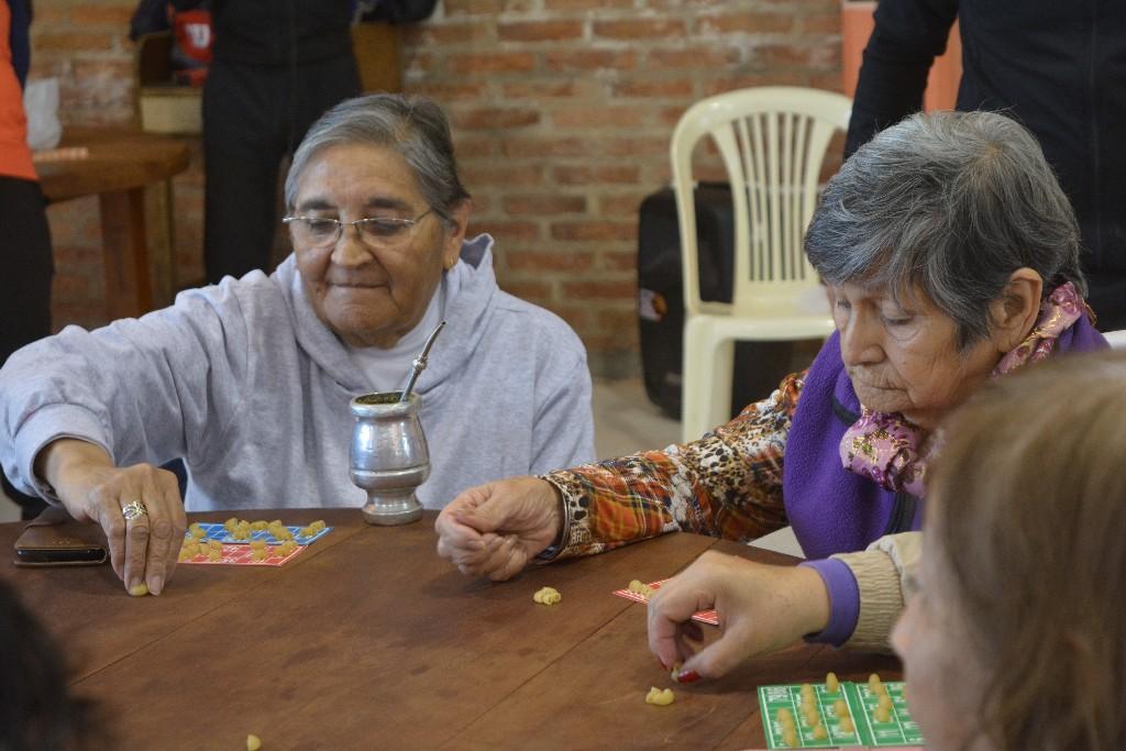 Continúan actividades en el mes del jubilado