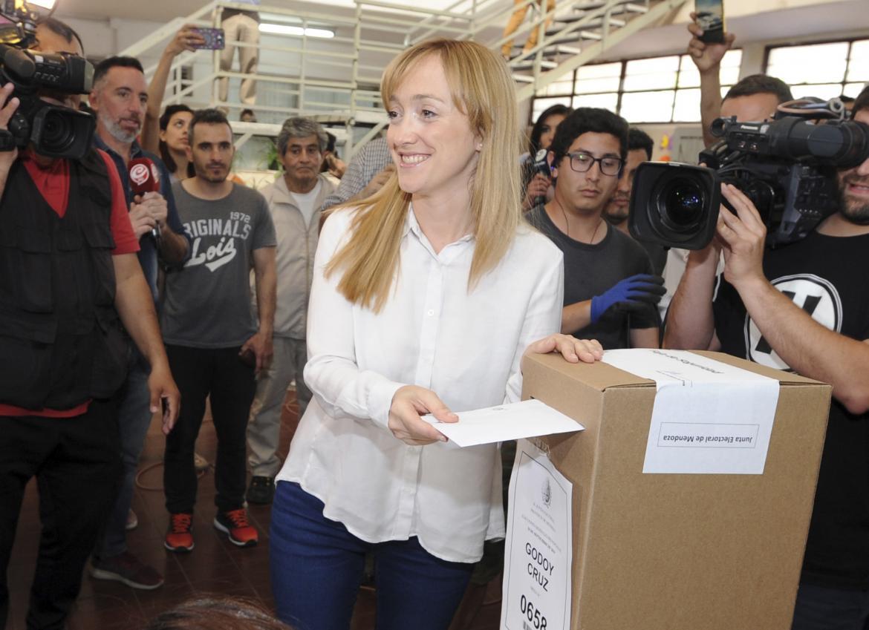 """Fernández Sagasti reconoció la derrota y dijo que Suárez es el """"nuevo gobernador"""" de Mendoza"""