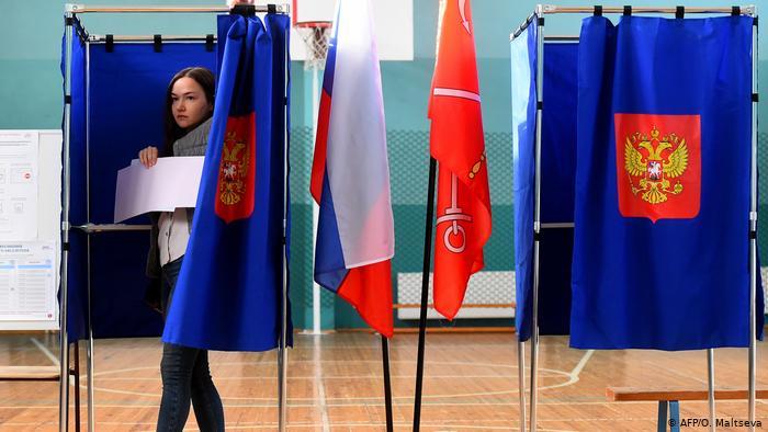 Bajísima participación marca las elecciones locales en Rusia