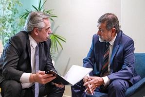 """Caserio: """"Cuando Alberto me lo pida, nos sentaremos a hablar de la unidad"""""""