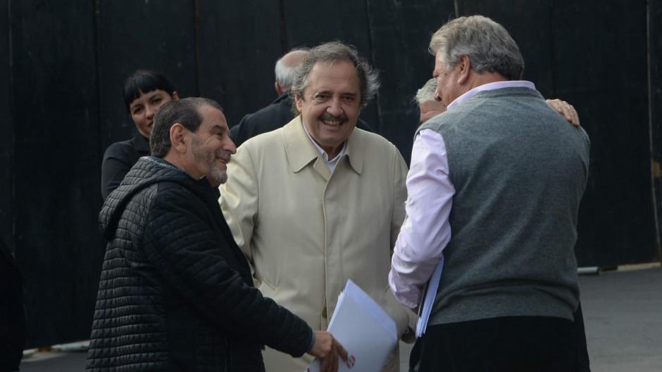 Alfonsín citicó la marcha a favor de Macri y Campanella se ofendió