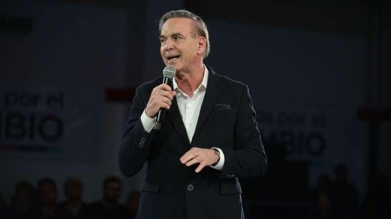Pichetto sacudió la interna de Cambiemos: «Si a alguien le molesta lo que digo, que venga de frente»