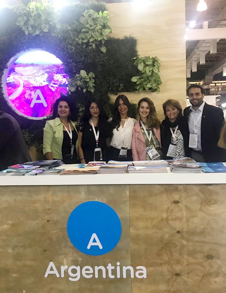 Jujuy y Salta en conjunto participan de las Ferias ABAV y BRAZTOA