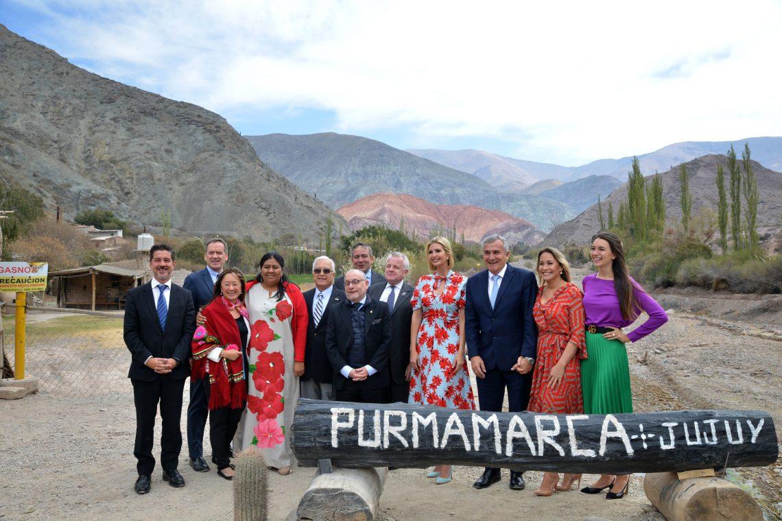 Aseguran que Jujuy se insertó en la agenda de inversiones de USA