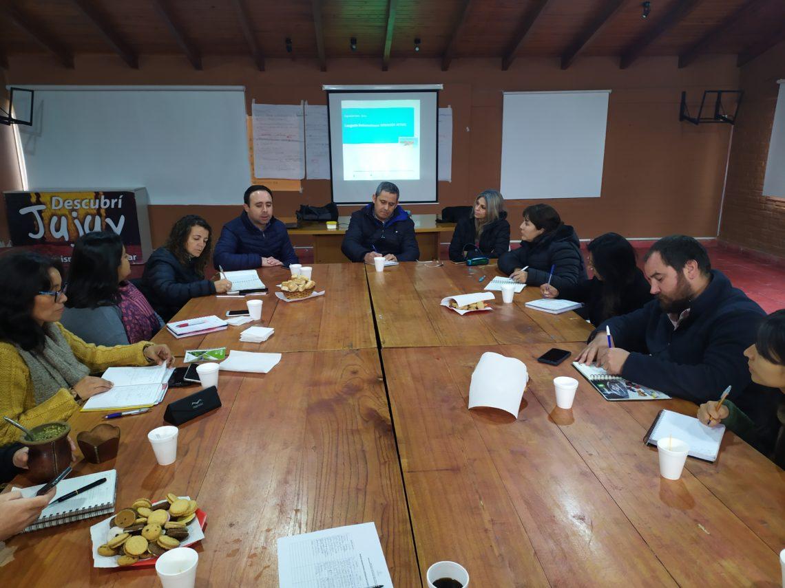 Trabajos conjuntos en prevención de plagas agrícolas