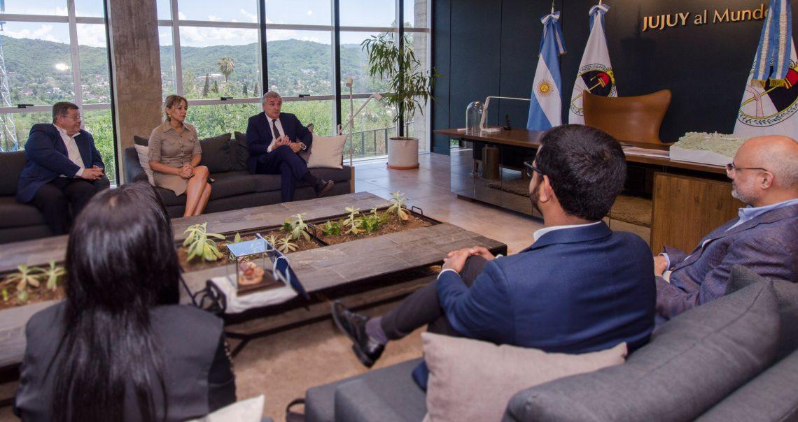 Jujuy entabla lazos con la India