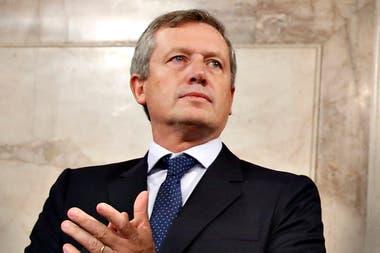 """Monzó aseguró que va a """"colaborar"""" con """"el gobierno que viene"""" para """"recuperar la unidad nacional"""""""