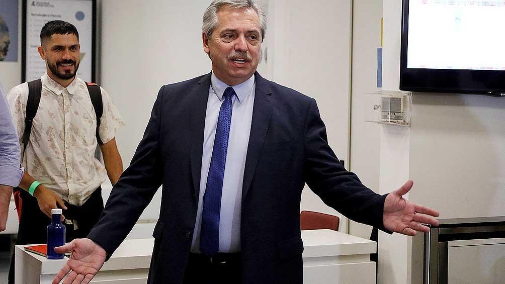 Alberto Fernández convocará a sesiones extraordinarias para tratar el Presupuesto 2020