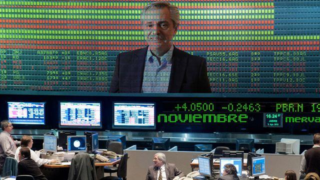 Ante la incertidumbre del «plan Alberto», el Merval acentúa su caída: ya perdió 30% en el año
