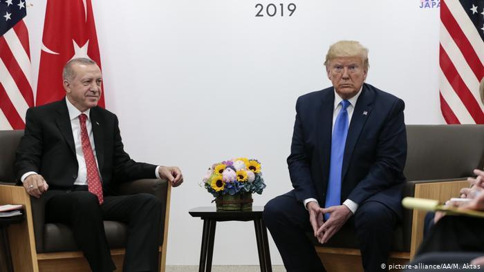 Trump y Erdogan confirman reunión el 13 de noviembre