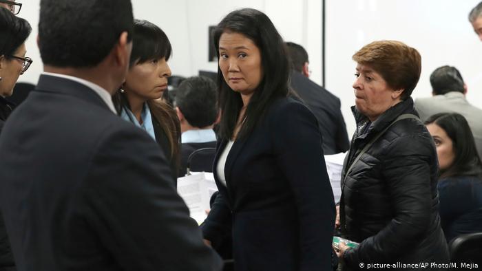 Perú: Tribunal Constitucional ordena liberar a Keiko Fujimori