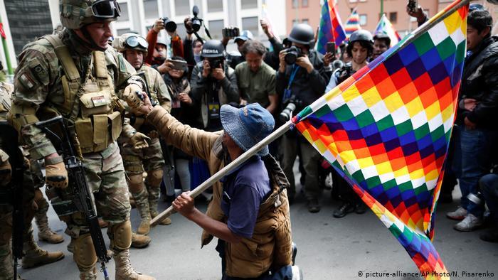 Bolivia: ¿vuelven a ser marginados los indígenas sin Evo Morales?