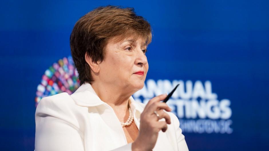 Georgieva: «Argentina necesita ver dónde el gasto público no está dando resultados valiosos»