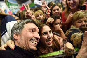 Máximo K. quiere que las comisiones estén en manos de hombres y mujeres por igual