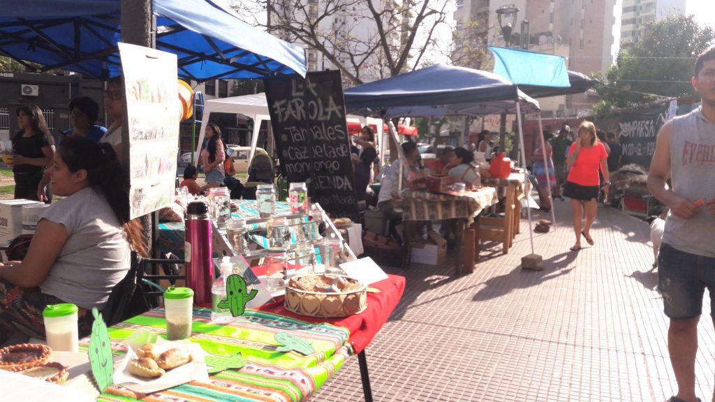 Feria Jujeña en Córdoba