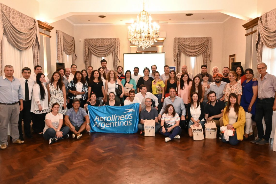 Operadores mayoristas visitaron Jujuy