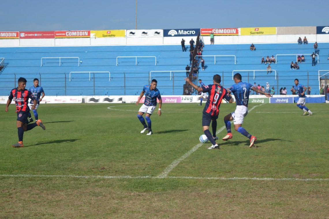 El Expreso avanza en «Copa Norte»