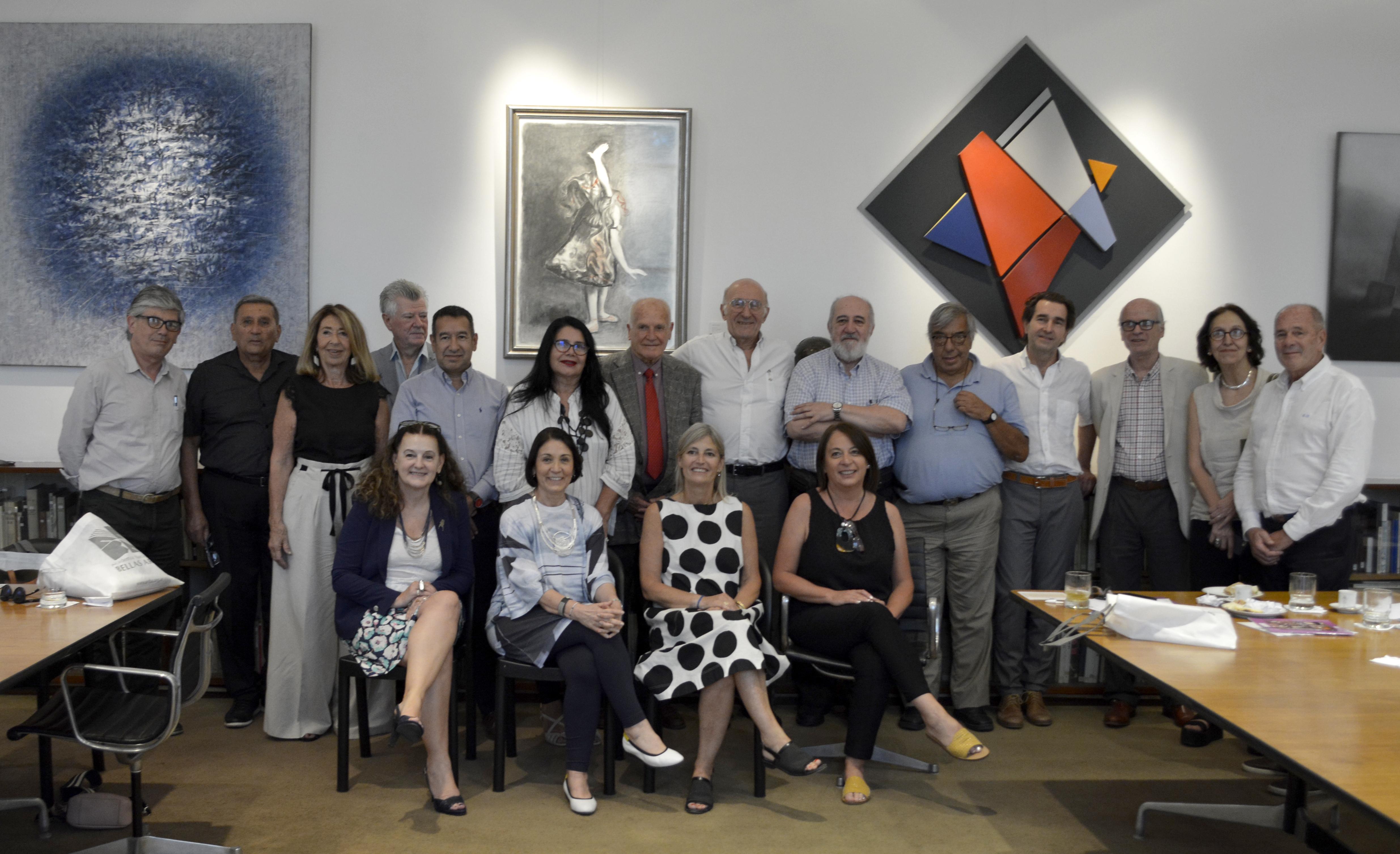 Respaldo unánime de la Academia Nacional de Bellas Artes