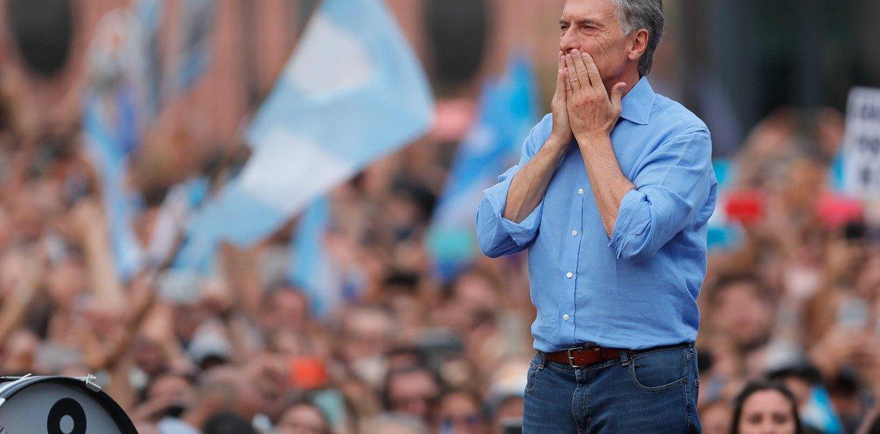 """En su último día de gestión, Macri dijo que trabajará para una """"oposición constructiva"""""""