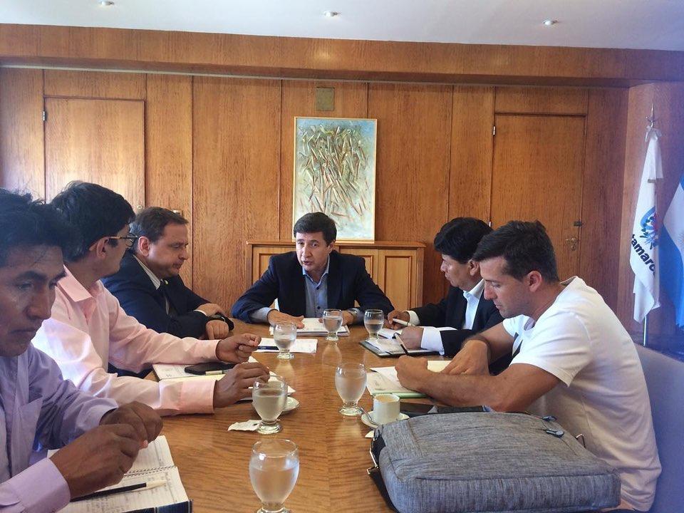 """Tras exitosa gira con Guillermo Snopek, Demarco enfrenta demanda por """"omitir licitación"""""""