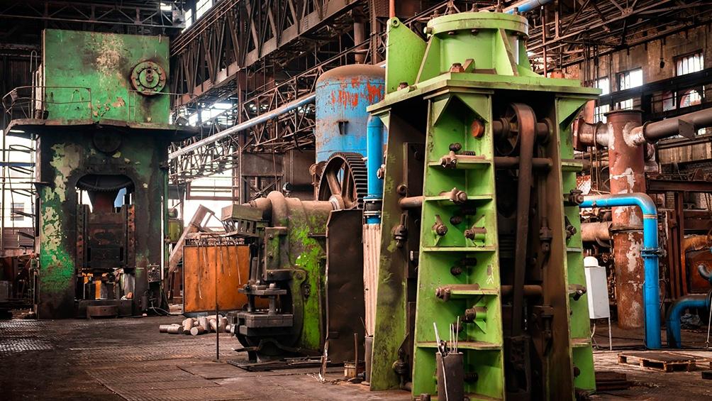 Industria, construcción y comercio, los sectores más afectados desde 2015