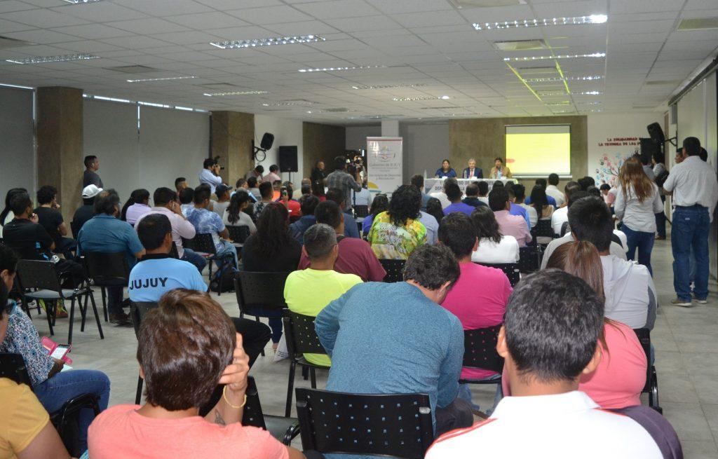 Primer Congreso de Directores de Deportes de la Provincia