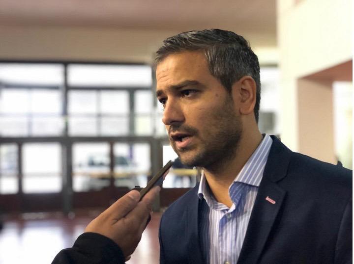 """""""Pablo Baca no niega la injerencia del oficialismo en el Poder Judicial"""""""
