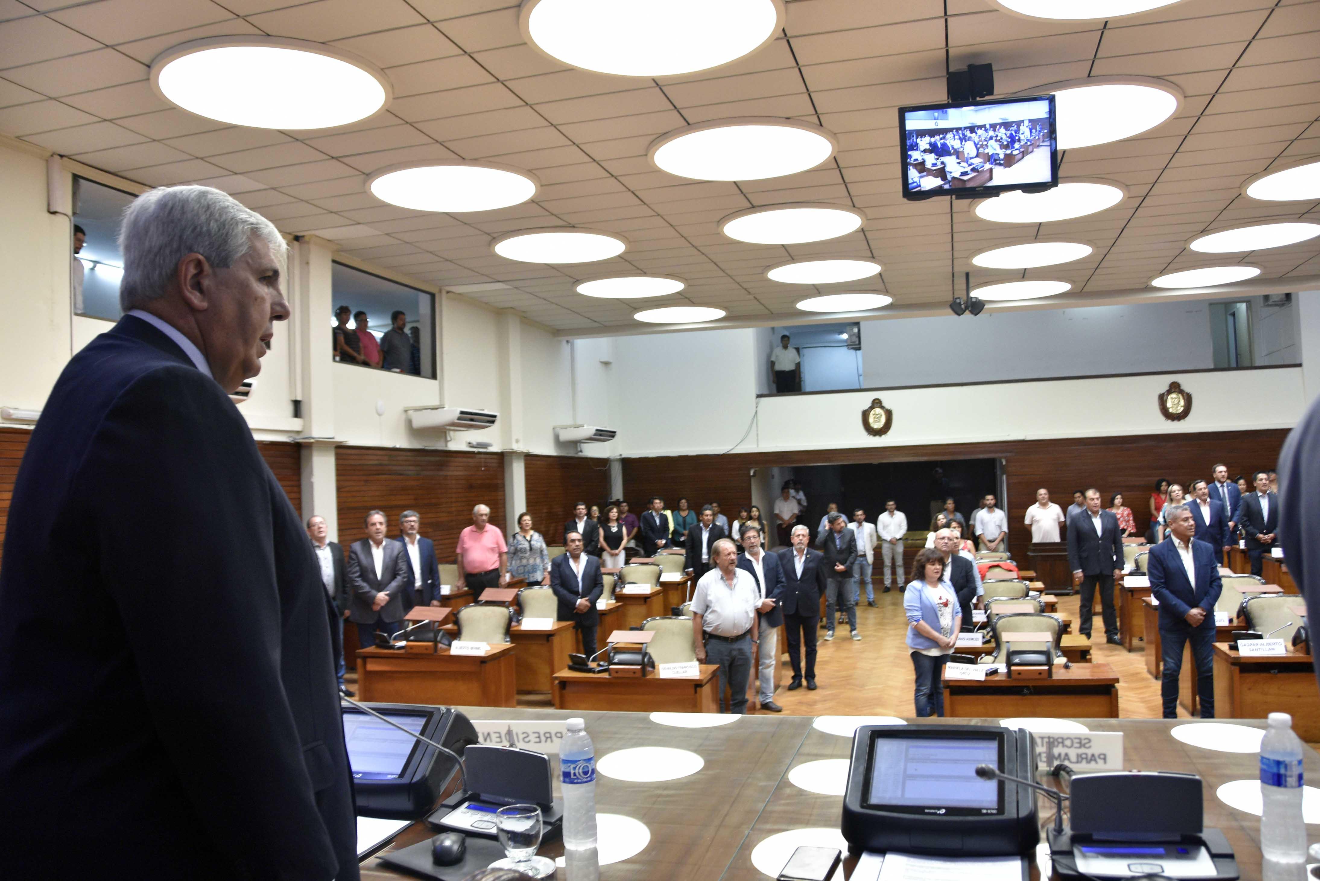 Juicio Político al Dr. Pablo Baca
