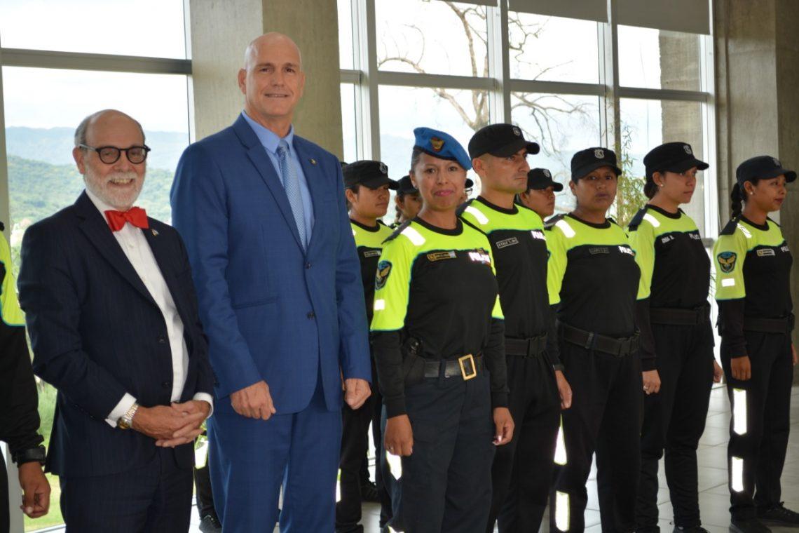 Valoran proyecto de creación de policía turística