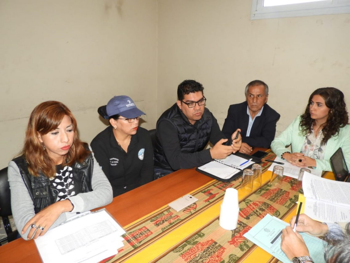 Municipalidad de Palpalá y SEOM a Concialiación Obligatoria