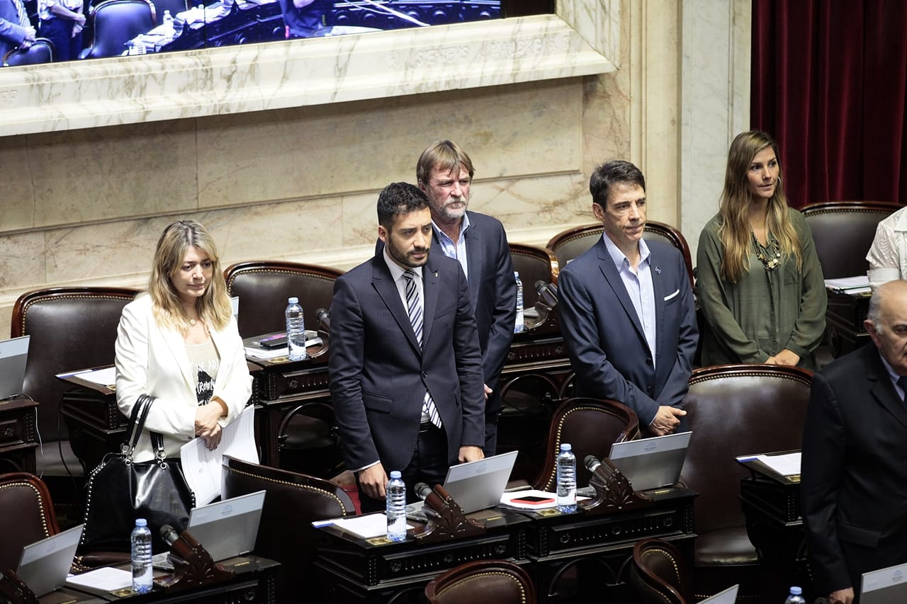 ¿Que dijo Rizzotti sobre la presencia de Scioli en el Congreso?