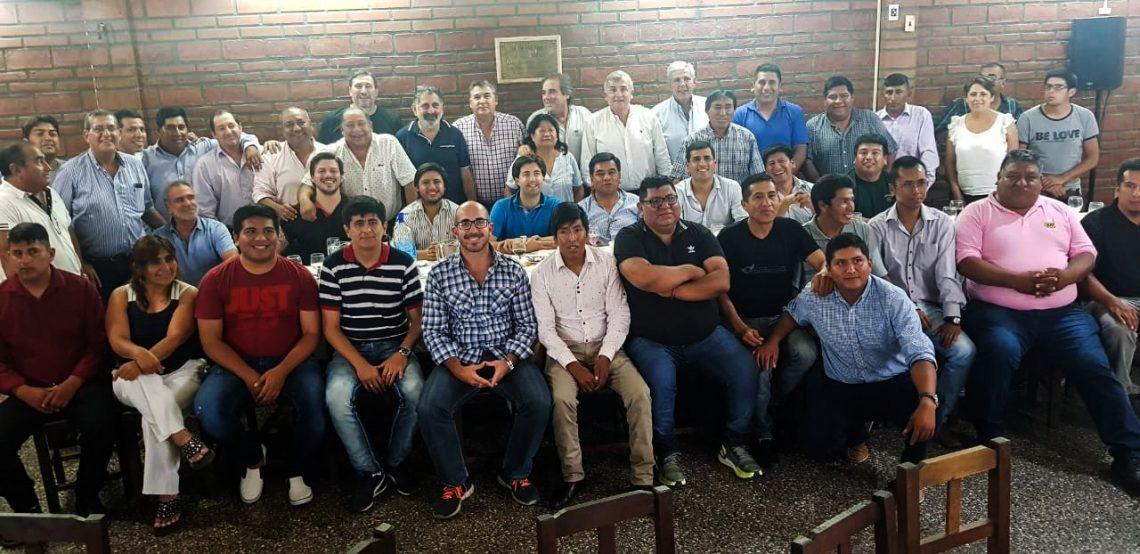El gobierno se reunió con Intendentes del Frente Cambia Jujuy