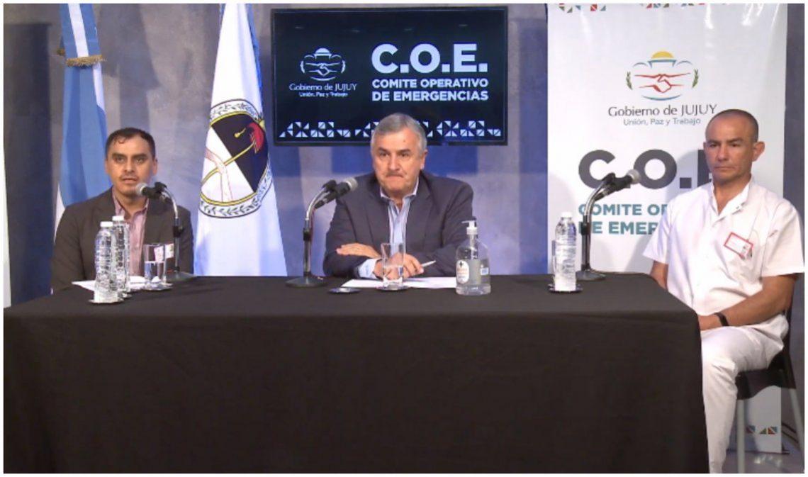 Comezaron los testeos en Jujuy
