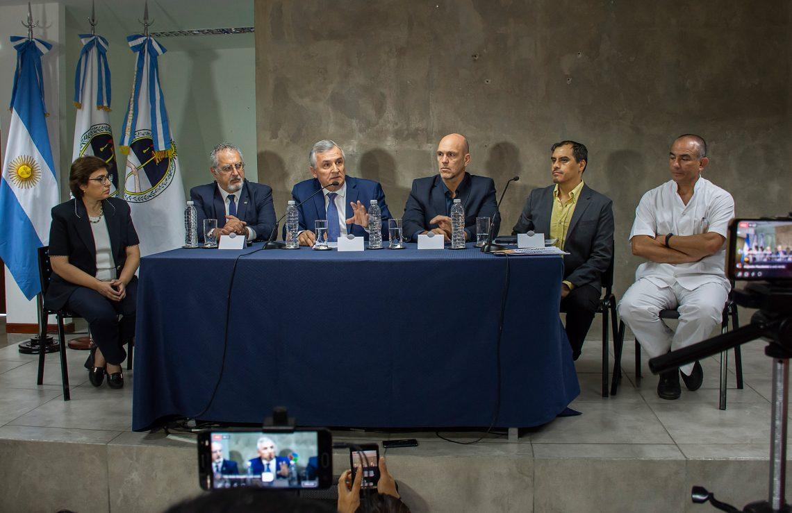 Se activó el protocolo para coronavirus en Jujuy