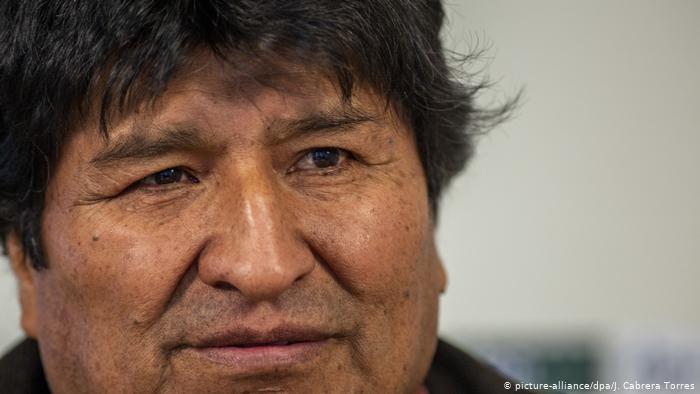 Nobel argentino postula a Evo Morales para Nobel de la Paz