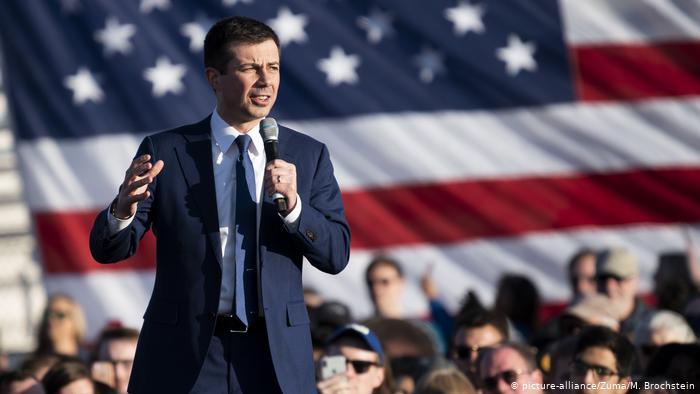 Buttigieg apoya a Biden en carrera a presidencia de EE. UU.