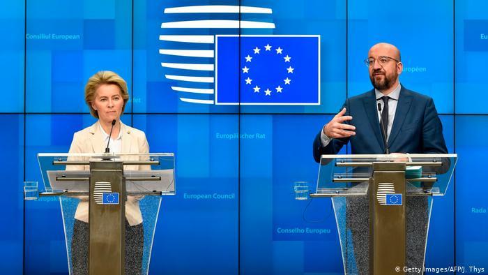 La UE critica el unilateralismo de Trump y pide cooperar ante una «crisis global»