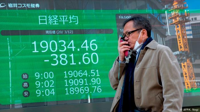 Precios del petróleo y bolsas en Asia caen tras medida anunciada por Trump