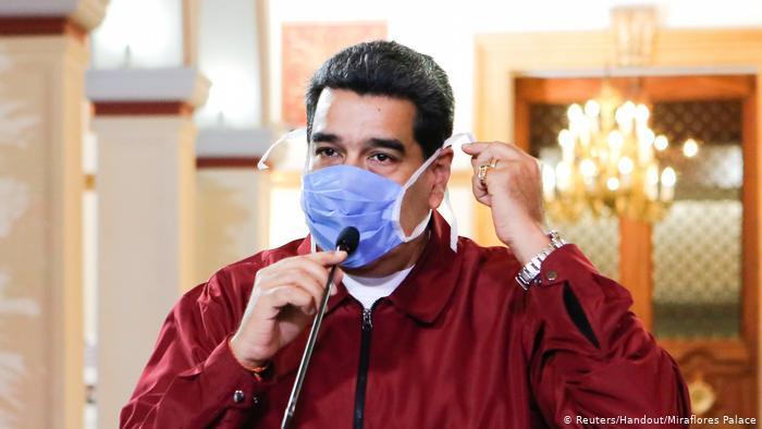 Coronavirus, minuto a minuto: Maduro ordena cuarentena en siete estados